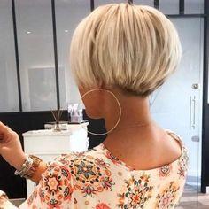 Short Choppy Hair, Short Grey Hair, Short Hair With Layers, Short Hair Cuts For Women, Girls Short Haircuts, Cute Hairstyles For Short Hair, Short Hair Styles, Blonde Hairstyles, Short Blonde Haircuts