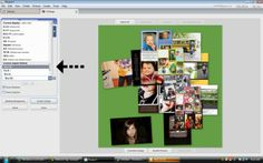 How to use Picasa to do digital scrapbooking!
