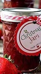 Freezer Jam Recipes, Jelly Recipes, Canning Recipes, Drink Recipes, Canning Tips, Christmas Jam, Christmas Baking, Christmas Cakes, Christmas Kitchen