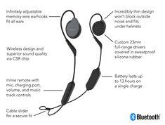 Versafit Wireless Sport Headphones