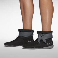 For wintertime, when I'm teaching PiYo :) Nike Studio Mid Pack Three-Part Footwear System. Nike Store