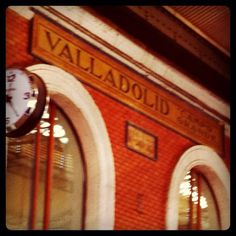 Estación Campo Grande, Valladolid, Spain
