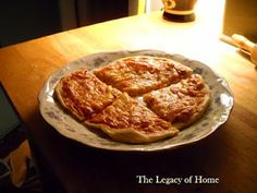 Homemade Frozen Pizzas- we are doing this next year!  @Jenna Yanish @Carissa Tetzlaff @Sarah Frost