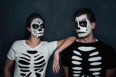 10 Super Easy Last-Minute DIY Couples Halloween Costumes