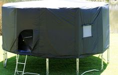 15ft  SLAM TRAMP  TRAMPOLINE TENT & Jump Power Trampoline Tent (Sizes available 10-12-13-14-15ft ...