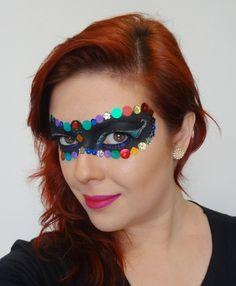 Maquiagem para Carnaval - Carnival's Makeup