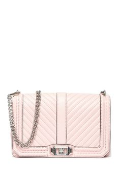 457044e9e318f8 Chevron Quilted Leather Love Crossbody Bag by Rebecca Minkoff on   nordstrom rack Chevron Quilt