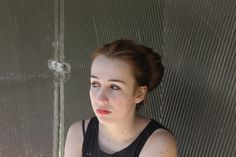 Model: Eloise Brayant Photographer : Sophie White All rights reserved. ( Unedited)