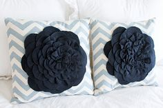 Love this pillow and it is so easy to make.
