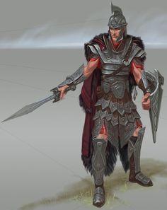 The Elder Scrolls V: Skyrim Art & Pictures,  Imperial Armor