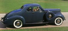1938 Studebaker State President Coupe - HowStuffWorks