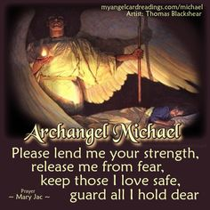 To find 3 Prayers to Archangel Michael CLICK HERE ➡ http://www.myangelcardreadings.com/michael