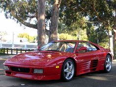 Drivers Ed, Ferrari 348, Red Heads, Car Garage, Hot Wheels, Cars Motorcycles, Muscle Cars, Spider, Boys