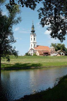 Pravoslavna crkva  Svetim Vrači Kozma i Damjan» iz 1776. futog