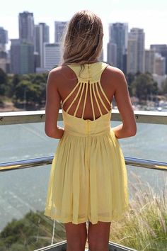 Xenia Backless Dress (SheCandy)