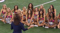 Cheerleader Photos | Dallas Cowboys