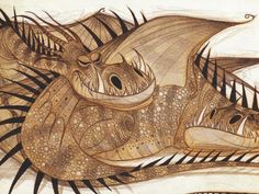 how to train your dragon concept art