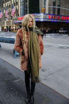 Faux Fur | BeSugarandSpice - Fashion Blog