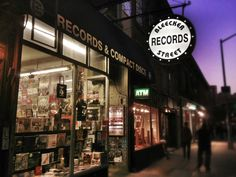 Bleecker Street Records is now a Starbucks. That is all.