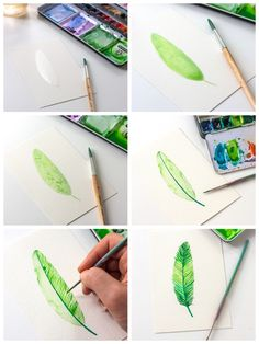 ▷ 1001 + ideas and techniques to create an easy watercolor painting Colorful Art, Botanical Art, Easy Drawings, Art Instructions, Easy Watercolor, Painting, Beautiful Paintings, Art, Watercolor Paintings Easy