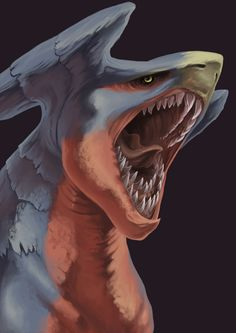 Garchomp by Silverbirch on DeviantArt