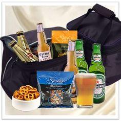 Beer Gift Hamper - Every beer enthusiast enjoys the taste of refreshing beer - $55