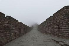 Un Aperçu rare sur la Grande Muraille déserte de Chine capturé par Andres Gallardo Albajar (4)