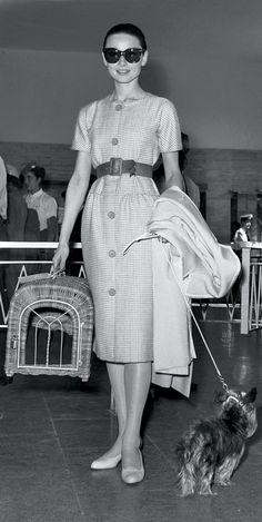 Photos: Audrey Hepburn's Roman Street Style