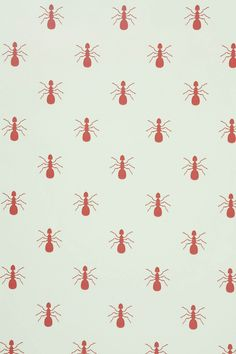 fire ants wall paper. love it