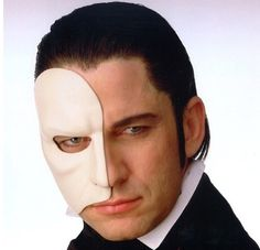Gerard as Erik Destler in Phantom 2004! ❤