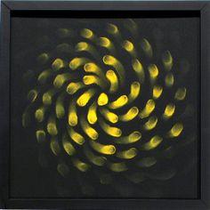 Amazing finger paintings by Judith Ann Braun