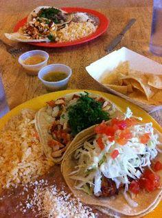 El Chubasco, Park City, Utah.                      Hmmmm. We might need to rethink our lunch choice. YUM!