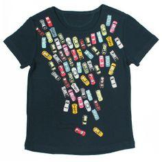 T-shirt Traffic Jam - Milkontherocks www.milkontherocks.net