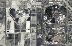 Disneyland...then and now.