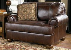 Charmant Leather Chair And A Half ... | Home | Pinterest | Recliner, Living Rooms  And Room