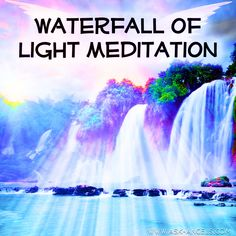 Cleanse and uplift your energy, open to love and to the truth of your incredible light by listening to the Waterfall Meditation with Archangel Haniel. Archangel Haniel, Meditation Music, Witchcraft, Affirmations, Waterfall, 5th Dimension, Mindfulness, The Incredibles, Angels