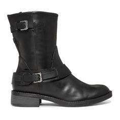 Enzo Angiolini Moto Boots Brand new, never worn Enzo Angiolini Saharia Moto Boot. Size 5.5 Enzo Angiolini Shoes Combat & Moto Boots