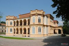 Tyczyn - Podkarpackie Monuments, Villas, Castle House, Grand Homes, The Beautiful Country, Old Buildings, Beautiful Buildings, Places To Visit, Around The Worlds