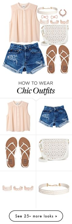 """""""1158."""" by adc421 on Polyvore featuring Levi's, Monki, Billabong, Under One Sky, New Look, Ted Baker and Humble Chic"""