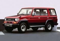 Toyota Land Cruiser J70 Prado 02