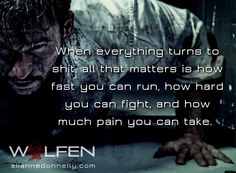 Run. Fight. SURVIVE. That's all that matters anymore. #postapocalypse #dystopian #horror