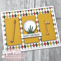 Today I have some three panel birthday cards to share with you. They are quick and simple cards you can make with any supplies you have on hand. Birthday Cards For Boys, Masculine Birthday Cards, Handmade Birthday Cards, Masculine Cards, Male Birthday, Birthday Ideas, Happy Birthday, Card Making Kits, Making Ideas