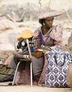 Windhoek woman