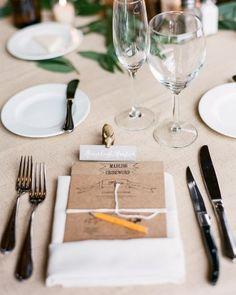 """See the """"DIY Decor"""" in our A Rustic Outdoor Destination Wedding in Colorado gallery"""