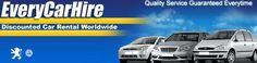 Discounted Car Rental Worldwide