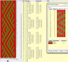 Diagonal, 20 tarjetas, repite dibujo cada 22 movimientos   // diagonal_08 ༺❁