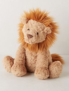 soft little plush lion #anthrofave http://rstyle.me/n/tnti6pdpe