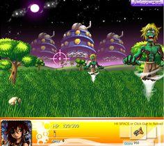 Los zombies se acercan hacia ti, mátalos antes que lleguen a tu cerebro!  http://mundobanana.com/Sista-gunner-146.html