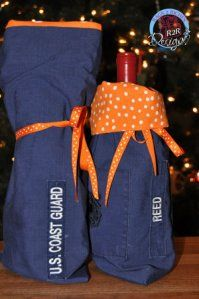 Coast Guard ODU Wine Bags