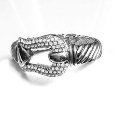 Silver Colored Bangle